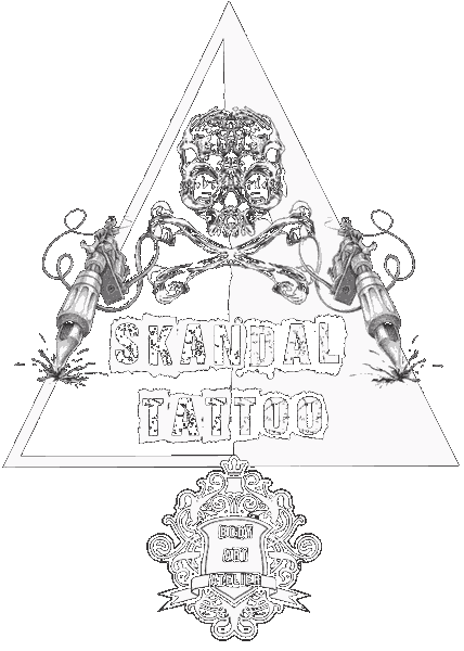 Skandal Tattoo logo